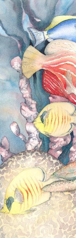 Underwater fantasy A